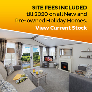 Site fees included until 2020 on all New and Pre-owned Holiday Homes. View Current Stock.