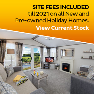 Site fees included until 2021 on all New and Pre-owned Holiday Homes. View Current Stock.